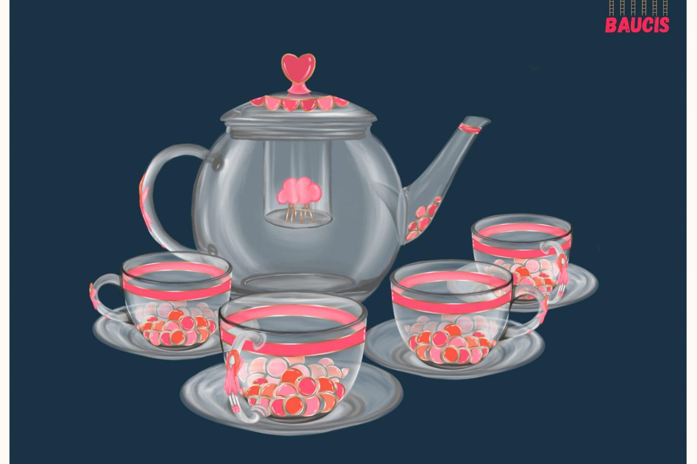 Tea Set - CHUI Hoi Ting