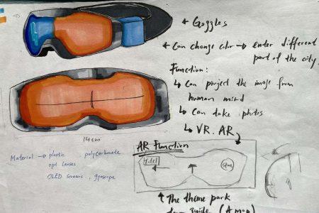 VR Glasses - KWAN Wun Chiu