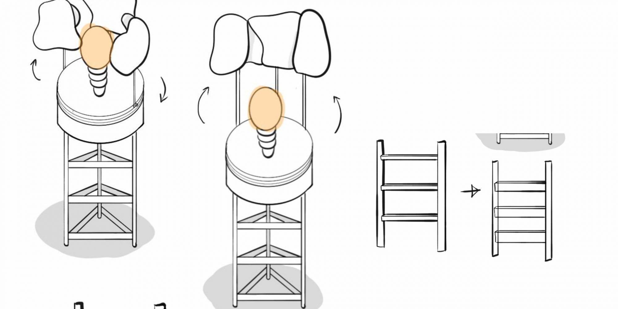 Desk Lamp - LAU Tsz Tung